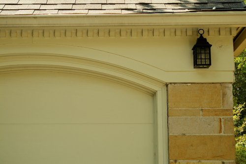 garage - door - lintel